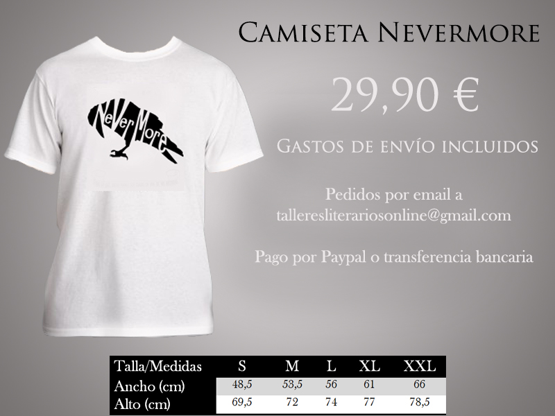 cartelcamisetanevermore
