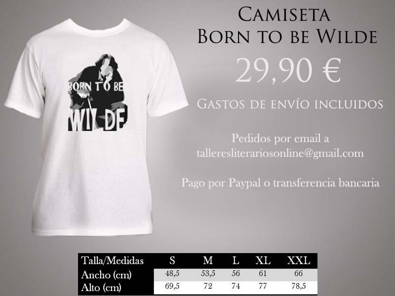 cartelcamisetawilde